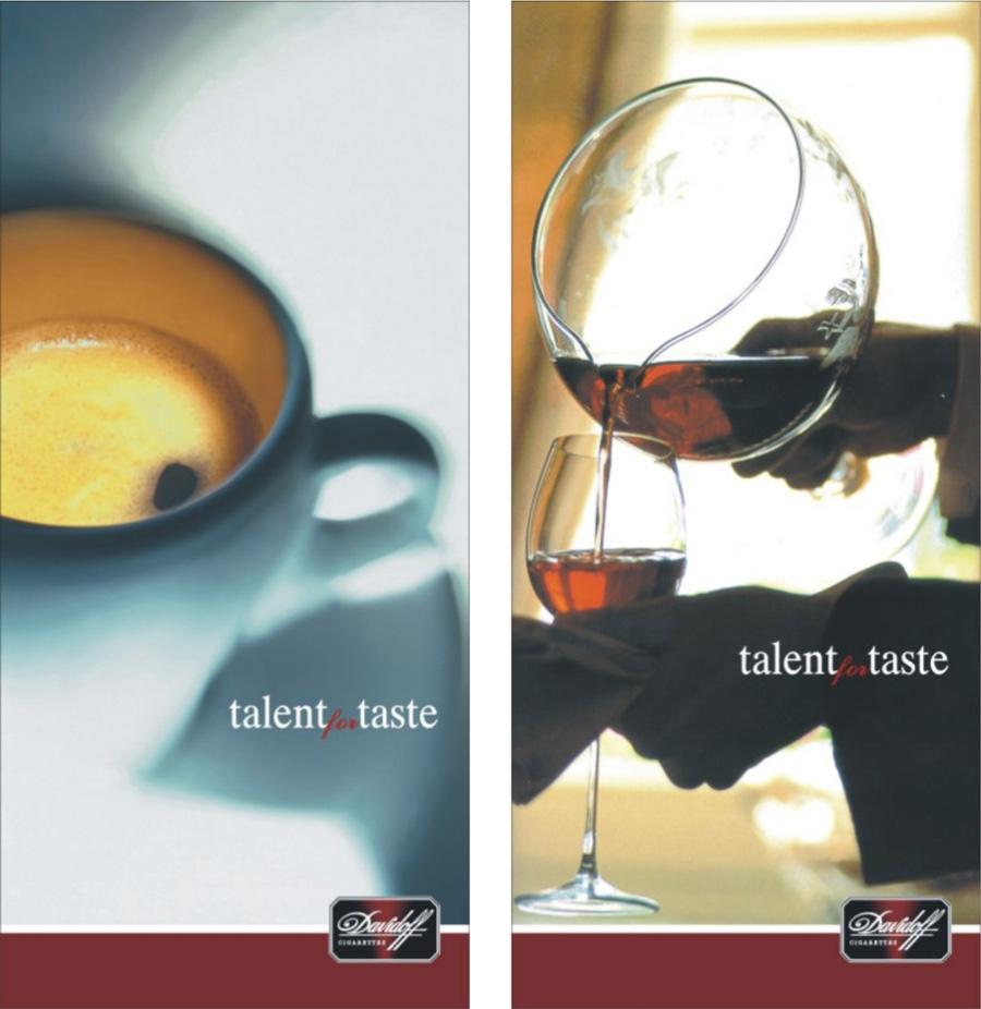 Κατάλογος προώθησης εστιατόρια καφέ