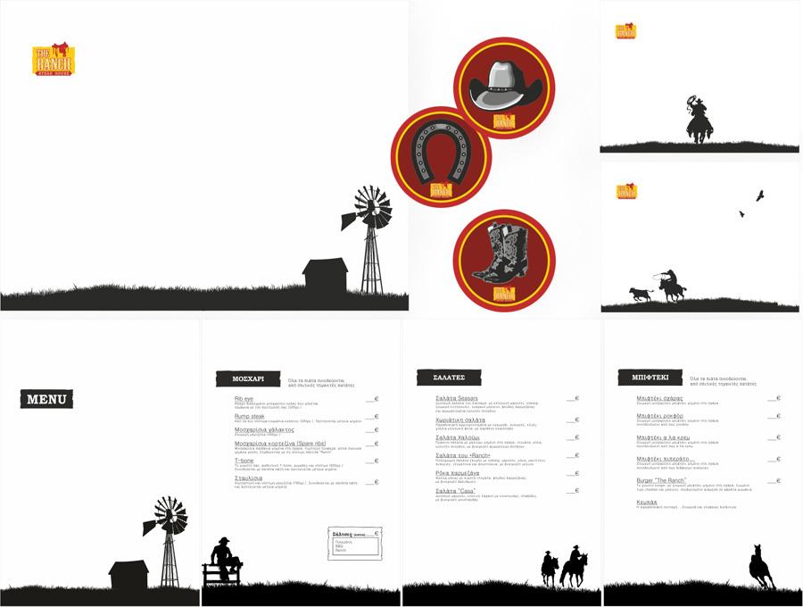 Σχεδιασμός ιδέα κατάλογος εστιατορίου