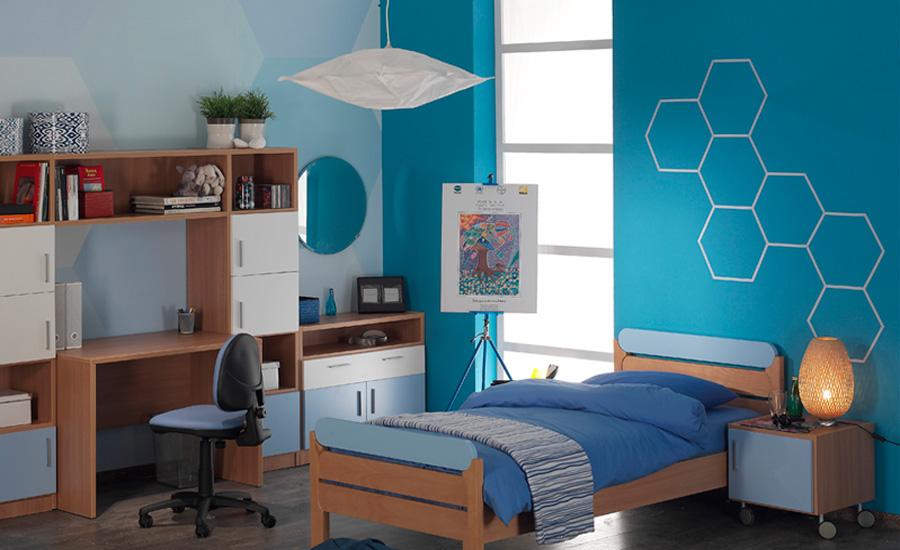 Ταπετσαρία παιδικό δωμάτιο