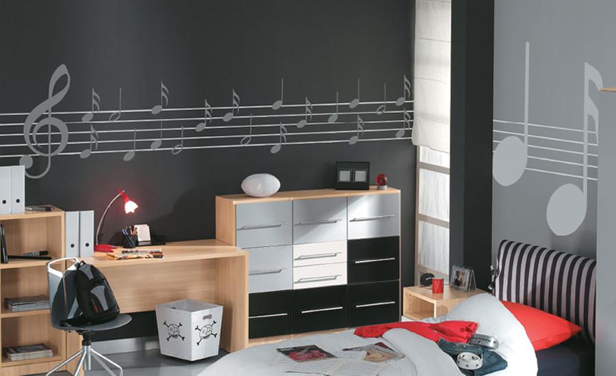 Διακόσμηση δωματίου αυτοκόλλητα τοίχου