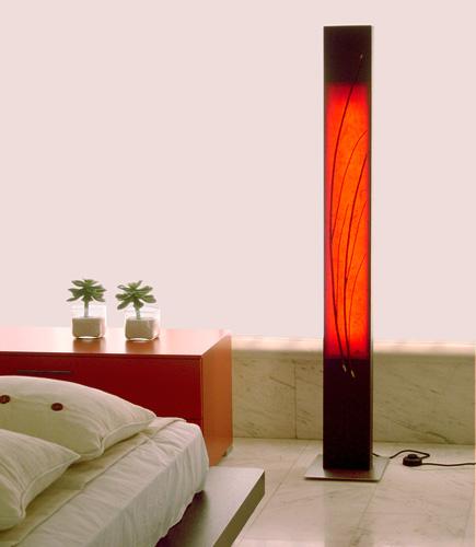 Φωτιστικό δαπέδου κρεβατοκάμαρας