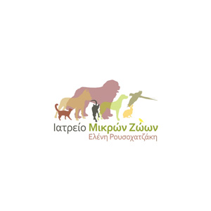 Pet shop logo design