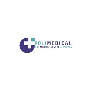 Λογότυπο ιατρικού κέντρου ιδέα σχεδιασμός