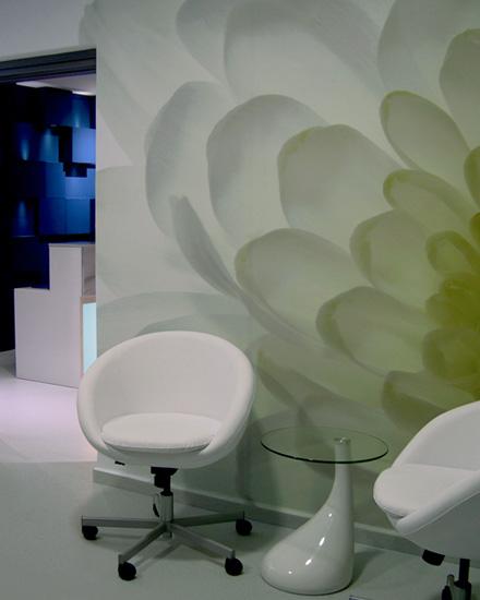 Διακόσμηση τοίχου ιατρείου πόστερ