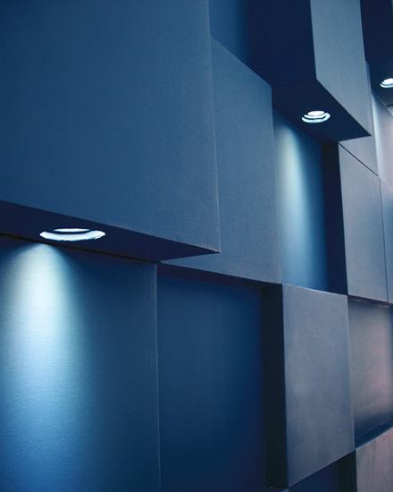 Εσωτεριή διακόσμηση φωτιστικό χώρος υποδοχής