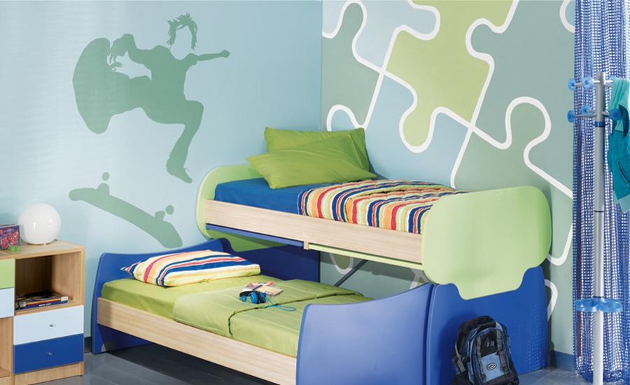 Δωμάτιο αγόρι διακόσμηση τοίχου