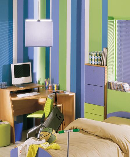 Διακόσμηση ιδέες παιδικό δωμάτιο