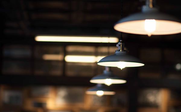 Ιδέες φωτισμός εστιατόριο μπαρ καφέ