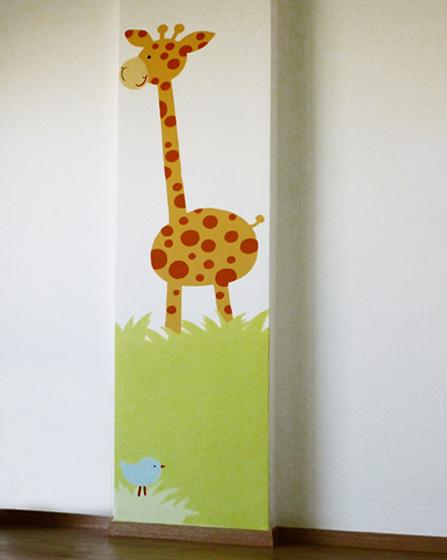 Ιδέες ζωγραφιές βρεφικό δωμάτιο